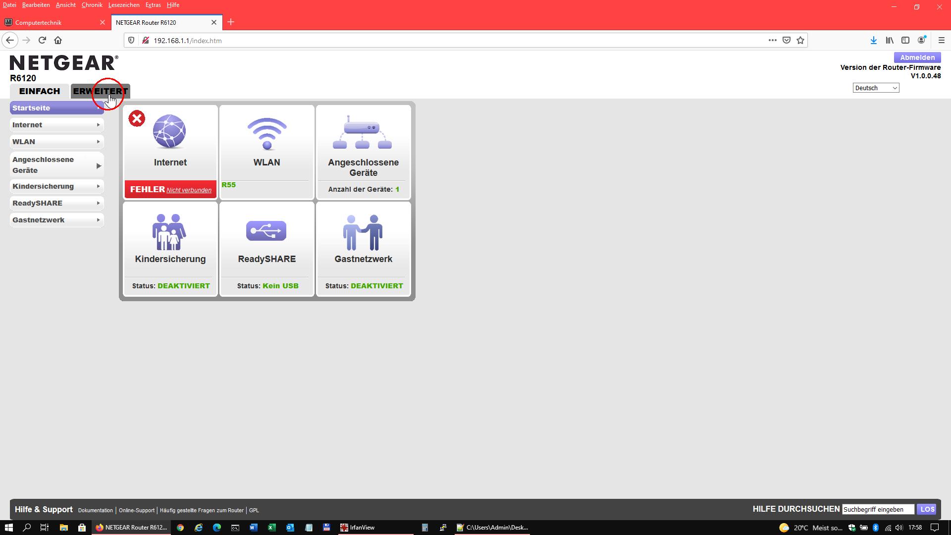 Freifunk Saar - facrory Firmware download Server